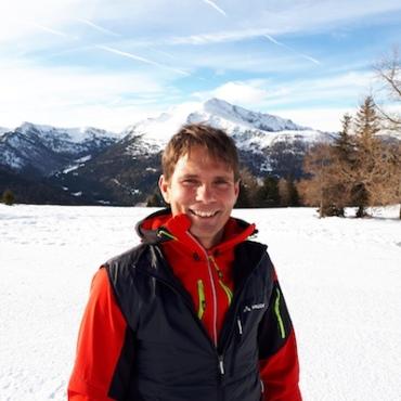 Alpinreferent Andreas Kainbacher